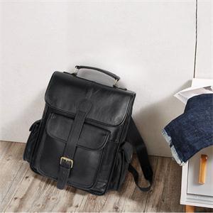YOGCI leather backpack
