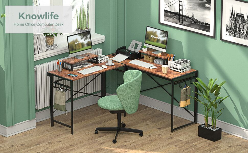 foldable computer table study writing desk PC gaming desk