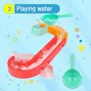 BBLIKE Bath Toy Set