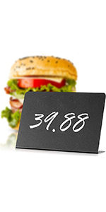 label stands party labels for food food table labels buffet food signs label signs labels for food