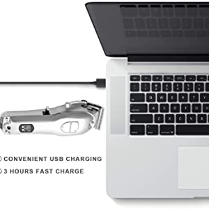 USB Universal Charging