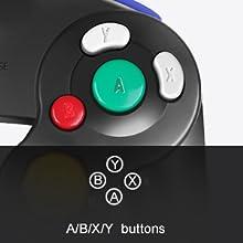 controller button