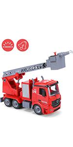 Fire Trucks for Boys
