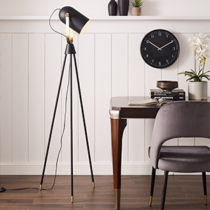 Floor lamp for home office