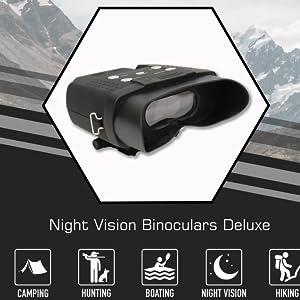 binocular, night vision, camping, hunting, fishing,X-Vision, xvision, night vision
