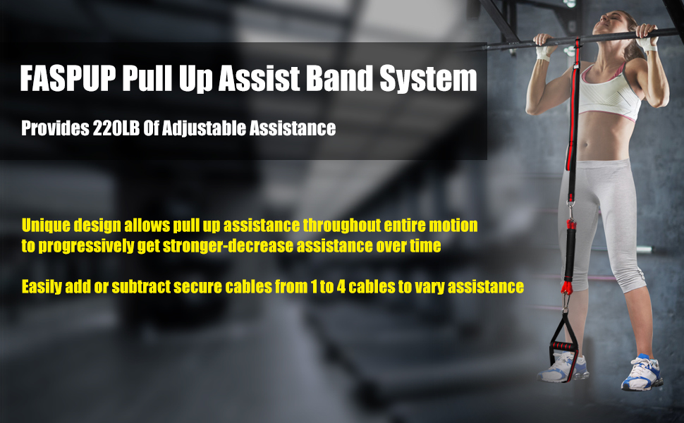 Pull-Up Assistance Bands