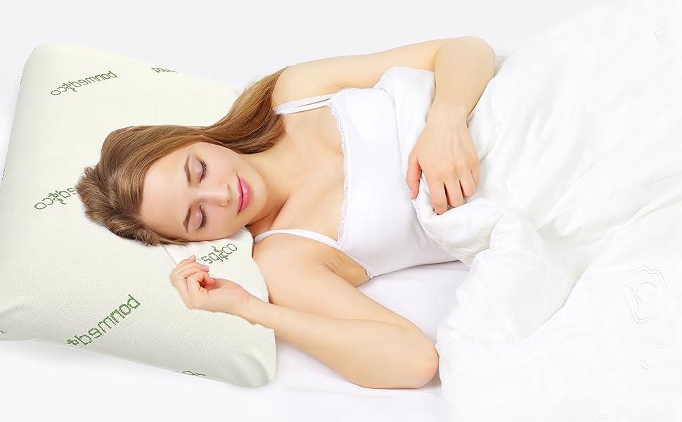 bonmedico Supreme pillow, ergonomic