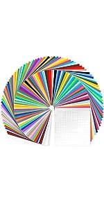 96 pack vinyl sheet