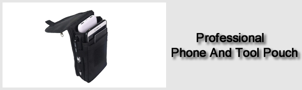 Professional Phone And Tool Pouch