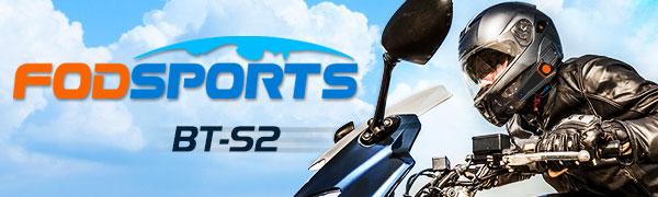 Fodsports BT-S2 intercom