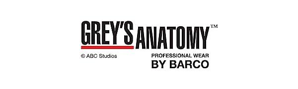 Grey's Anatomy by Barco logo