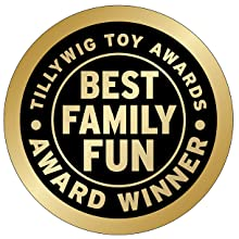 Tillywig Toy Awards: Best Family Fun