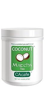 Coconut Matcha 9.5oz