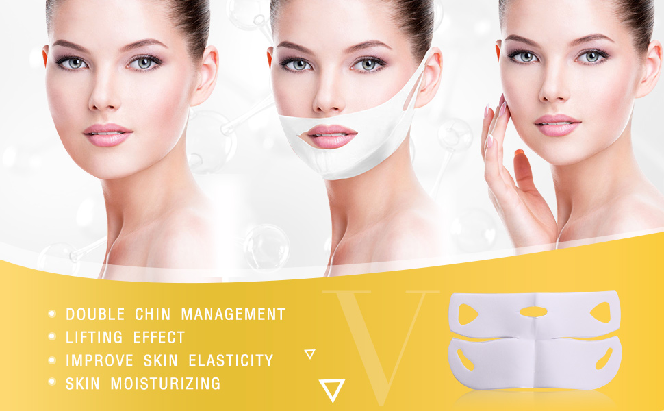V LIFTING MASK