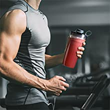 25oz Portable Sports Water Bottle