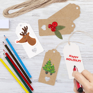 Gift Paper Tags