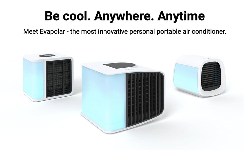 Evapolar coolers