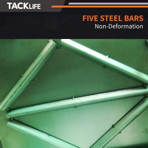 5 steel bars