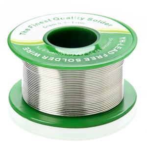 Lead-free solder wire