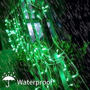waterproof christmas lights