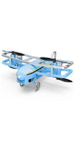 Flashandfocus.com aaf100a1-da6f-4bec-b50c-34ce2d380f2c.__CR0,0,150,300_PT0_SX150_V1___ Drones with 1080P HD Camera for Adults, JJRC Foldable Drone with 2 Batteries, Optical Flow Positioning Quadcopter with…