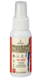 Jadience Joint & Muscle Pain Relief Body Spray