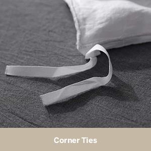 corner ties