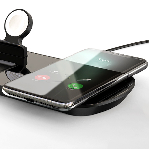 anti-slip wireless charging pad