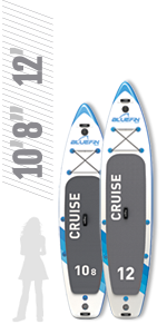 Bluefin Cruise SUP 10'8quot;  |  12'