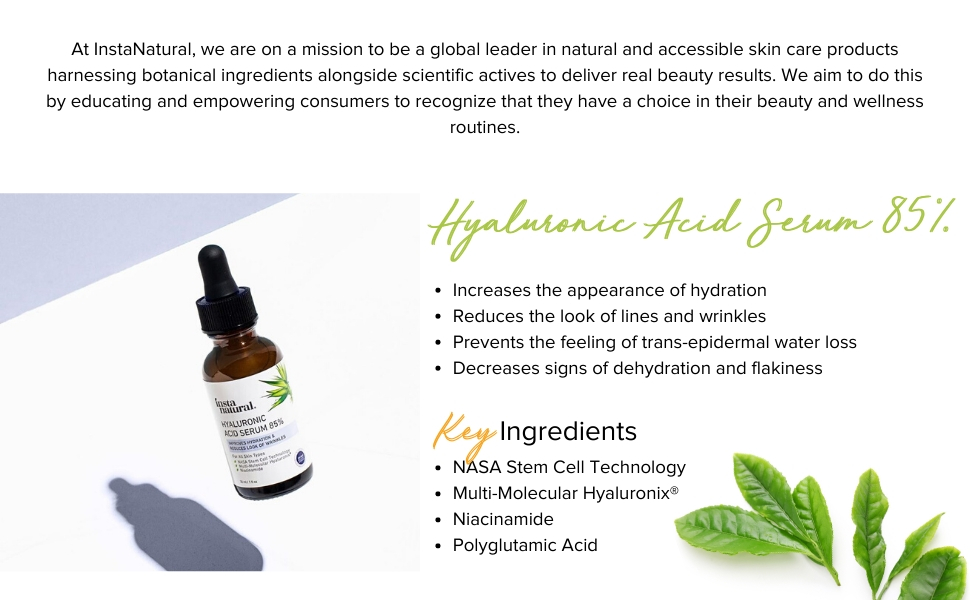 Hyaluronic Acid Serum 85%