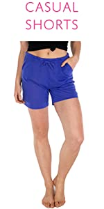 sexy basics casual lounge shorts