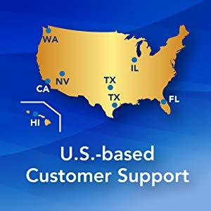 U.S.-based Customer Support