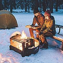 camping jacket