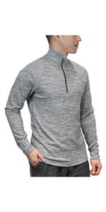Merino Wool 1/4 Zip Shirt