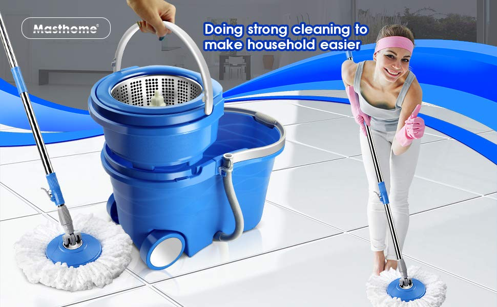 spin mop-Masthome 1