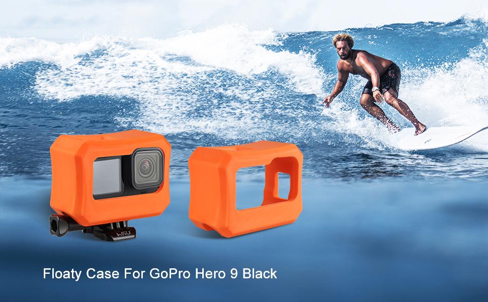 Floaty Case for GoPro Hero 9 Black