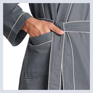 robe pockets