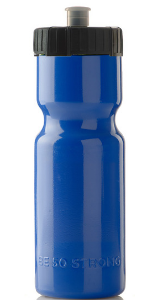 squeeze water bottle sports bottles clear ounce oz squirt easy clean blue red black clear