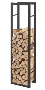 Porte-bûches Range-Bûches Support pour Bois