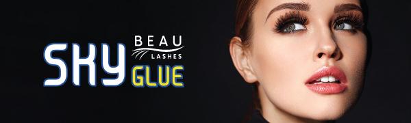 Beau Lashes Sky Glue Eyelash Extension Adhesive For Professional Lash Artists