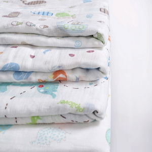 Bambus Baumwolle Einschlagdecke,120 x 120 cm Receiving Decken Viviland Baby Musselin Swaddle Decke T/ücher