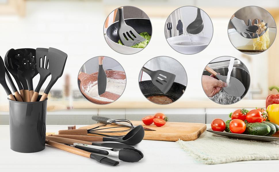Cooking Utensils Kit