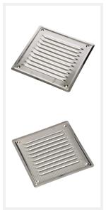 KOTARBAU Ventilatierooster venster deuren grendel scharnieren banden ventilatierooster palen