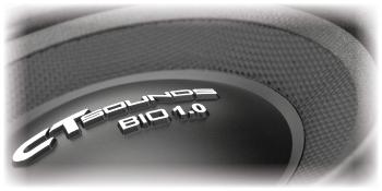 CT Sounds Bio 10 In Car Audio Subwoofer