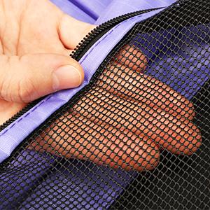 durable mesh pocket