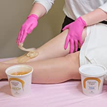 nature's sugar wax sugaring paste vegan cruelty hair removal sensitive skin no strip how to use