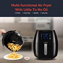 no oil fryer