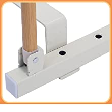 hospital bed rails for home