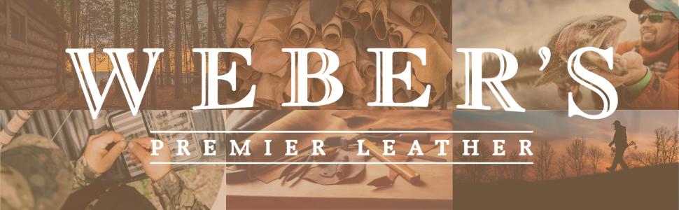 Weber's Premier Leather