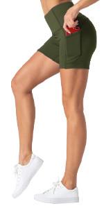 Yoga Pants with Cargo Pocket